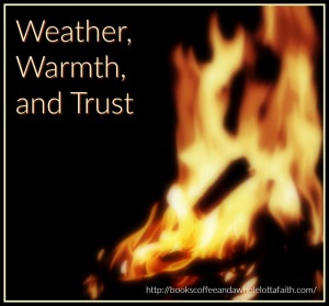 Weather Warmth and Trust