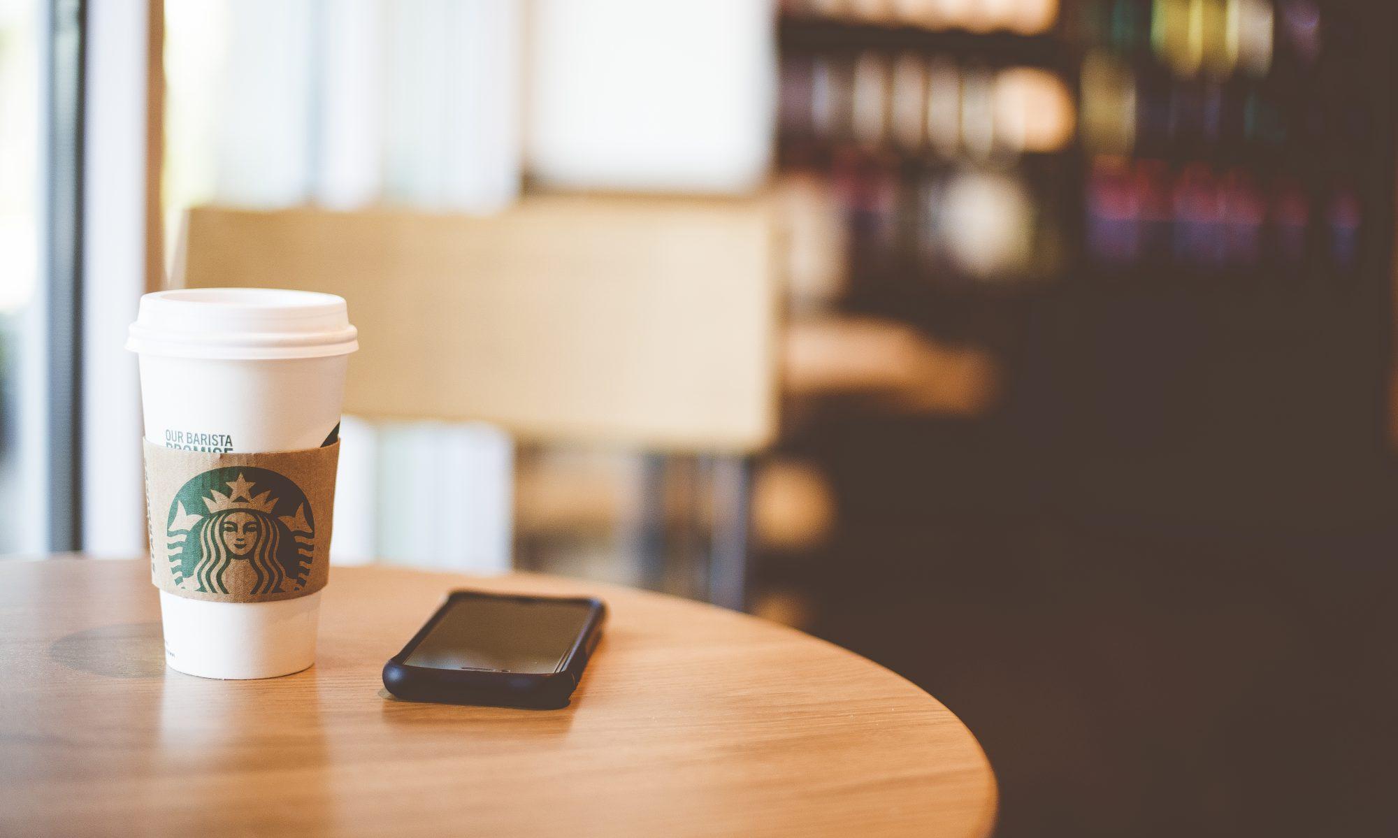 Books, Coffee, and a Whole Lotta Faith