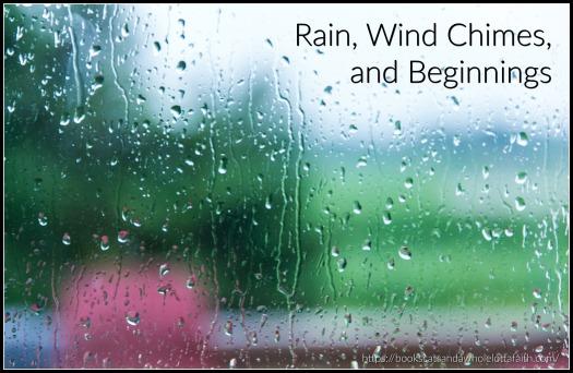 New Rain Wind Chimes